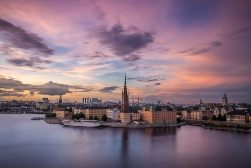 Stockholm - Photo by Raphael Andres.
