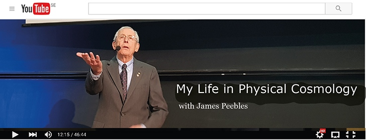 James Peebles